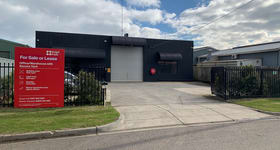Factory, Warehouse & Industrial commercial property for sale at 1 Halbert Road Bayswater VIC 3153