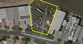 Rural / Farming commercial property for sale at 27 Nicholas  Drive Dandenong South VIC 3175