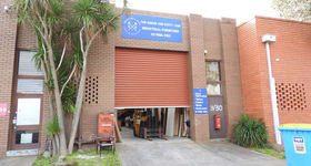 Factory, Warehouse & Industrial commercial property sold at 3/30 Taunton Drive Cheltenham VIC 3192