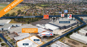 Factory, Warehouse & Industrial commercial property for lease at Unit 2/33-35 Smith Road Springvale VIC 3171