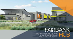 Factory, Warehouse & Industrial commercial property for lease at 17 (Wareho/140 Fairbank Road Clayton South VIC 3169
