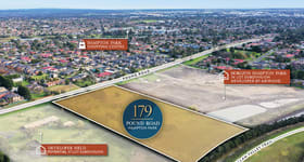Development / Land commercial property for sale at 179 Pound Road Hampton Park VIC 3976