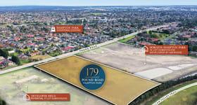 Development / Land commercial property for sale at 179 Pound Road Hampton Park VIC 3976