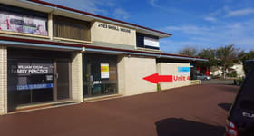 Offices commercial property sold at 4/21-23 Sholl Street Mandurah WA 6210