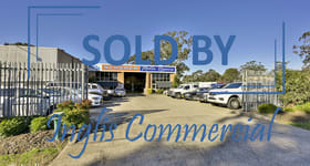 Factory, Warehouse & Industrial commercial property sold at 16 Ironbark Avenue Camden NSW 2570