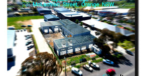 Factory, Warehouse & Industrial commercial property for sale at 231 McLachlan St Orange NSW 2800