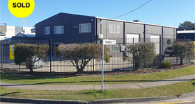 Factory, Warehouse & Industrial commercial property sold at 143 Mark Road Caloundra West QLD 4551