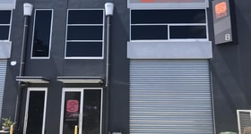 Showrooms / Bulky Goods commercial property for lease at Unit 8/8-78 Wirraway Drive Port Melbourne VIC 3207