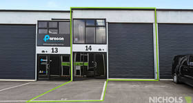 Factory, Warehouse & Industrial commercial property sold at 14/2-6 Independence Street Moorabbin VIC 3189