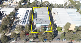 Factory, Warehouse & Industrial commercial property sold at 348 Chisholm Road Auburn NSW 2144