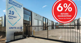 Factory, Warehouse & Industrial commercial property for sale at 23/19 Export Drive Brooklyn VIC 3012