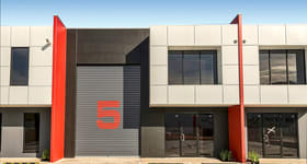 Factory, Warehouse & Industrial commercial property for sale at 5/11 FRIARS ROAD Moorabbin VIC 3189