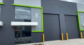 Factory, Warehouse & Industrial commercial property for sale at 8/93 Yale Drive Epping VIC 3076