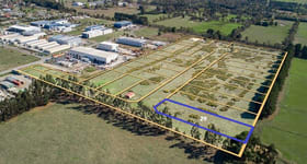 Factory, Warehouse & Industrial commercial property sold at Lot 29 Pioneer Way New Gisborne VIC 3438