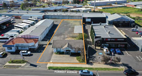 Development / Land commercial property sold at 101 Forrest Avenue South Bunbury WA 6230