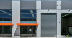 Factory, Warehouse & Industrial commercial property sold at 4/16-18 Hamersley Drive Clyde North VIC 3978