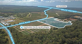 Development / Land commercial property for sale at 42 Roys Road Beerwah QLD 4519
