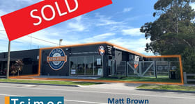 Factory, Warehouse & Industrial commercial property sold at 55 Governor Road Mordialloc VIC 3195