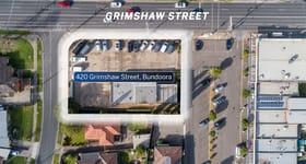 Shop & Retail commercial property for lease at 420 Grimshaw Street Bundoora VIC 3083