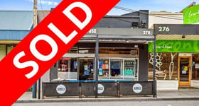 Shop & Retail commercial property sold at whole property/278 Waverley Road Malvern East VIC 3145