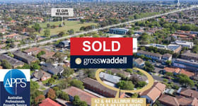 Development / Land commercial property sold at Ormond/42 & 44 Lillimur Road and 7A & 9A Leila Road Ormond VIC 3204