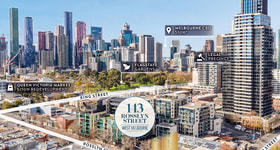 Development / Land commercial property for sale at 143 Rosslyn Street West Melbourne VIC 3003