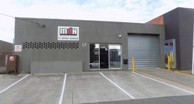 Factory, Warehouse & Industrial commercial property sold at 3/13-17 Spray Avenue Mordialloc VIC 3195