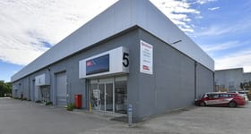 Factory, Warehouse & Industrial commercial property sold at 5/445 Warrigal  Road Moorabbin VIC 3189