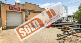 Factory, Warehouse & Industrial commercial property sold at Warehouse/26 Violet Street Revesby NSW 2212