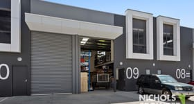 Factory, Warehouse & Industrial commercial property sold at 9/337 Bay Road Cheltenham VIC 3192