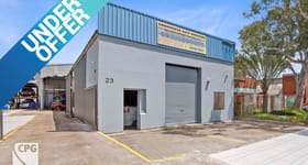 Factory, Warehouse & Industrial commercial property for sale at 23 Ilma Street Condell Park NSW 2200