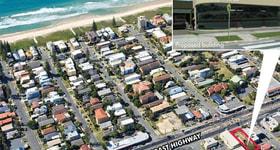 Development / Land commercial property sold at 2452 Gold Coast Highway Mermaid Beach QLD 4218