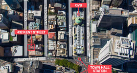 Offices commercial property sold at 432 Kent Street Sydney NSW 2000