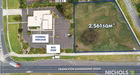 Development / Land commercial property sold at Lot 1/620 Frankston - Dandenong Road Carrum Downs VIC 3201