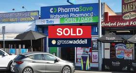 Shop & Retail commercial property sold at 83 Watsonia Road Watsonia VIC 3087