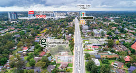 Offices commercial property sold at 76 Showground Road Castle Hill NSW 2154
