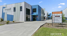 Factory, Warehouse & Industrial commercial property sold at 4/11 Cannery Court Tyabb VIC 3913