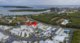 Factory, Warehouse & Industrial commercial property sold at 14 ANGOURIE  Road Yamba NSW 2464