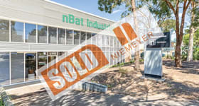 Factory, Warehouse & Industrial commercial property sold at Unit 1/89 Gow Street Padstow NSW 2211