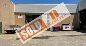 Factory, Warehouse & Industrial commercial property sold at Unit 22/89 Gow Street Padstow NSW 2211