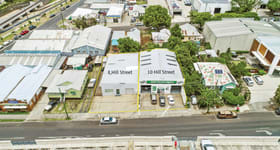 Factory, Warehouse & Industrial commercial property sold at 8 & 10 Hill Street Toowoomba QLD 4350