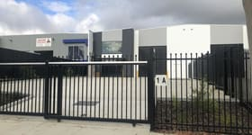 Factory, Warehouse & Industrial commercial property for sale at Unit A/11 Corporate Terrace Pakenham VIC 3810