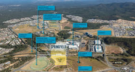 Hotel, Motel, Pub & Leisure commercial property for sale at Part of Lot 64 on SP291400 / proposed Lot 1 Springfield Central QLD 4300