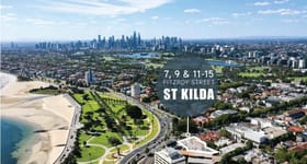 Development / Land commercial property sold at 7, 9 & 11-15 Fitzroy Street St Kilda VIC 3182