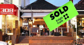 Shop & Retail commercial property sold at 306 Toorak Road South Yarra VIC 3141