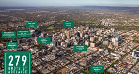 Development / Land commercial property for sale at 279 Grote Street Adelaide SA 5000