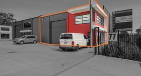 Factory, Warehouse & Industrial commercial property for lease at 1/77 Stenhouse Drive Cameron Park NSW 2285