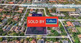 Development / Land commercial property sold at 19-25 Oakwood Avenue Brighton VIC 3186
