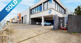 Factory, Warehouse & Industrial commercial property sold at Unit 3/43 Stanley Street Peakhurst NSW 2210