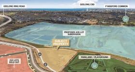 Development / Land commercial property for sale at 32A Escarpment Drive Fyansford VIC 3218